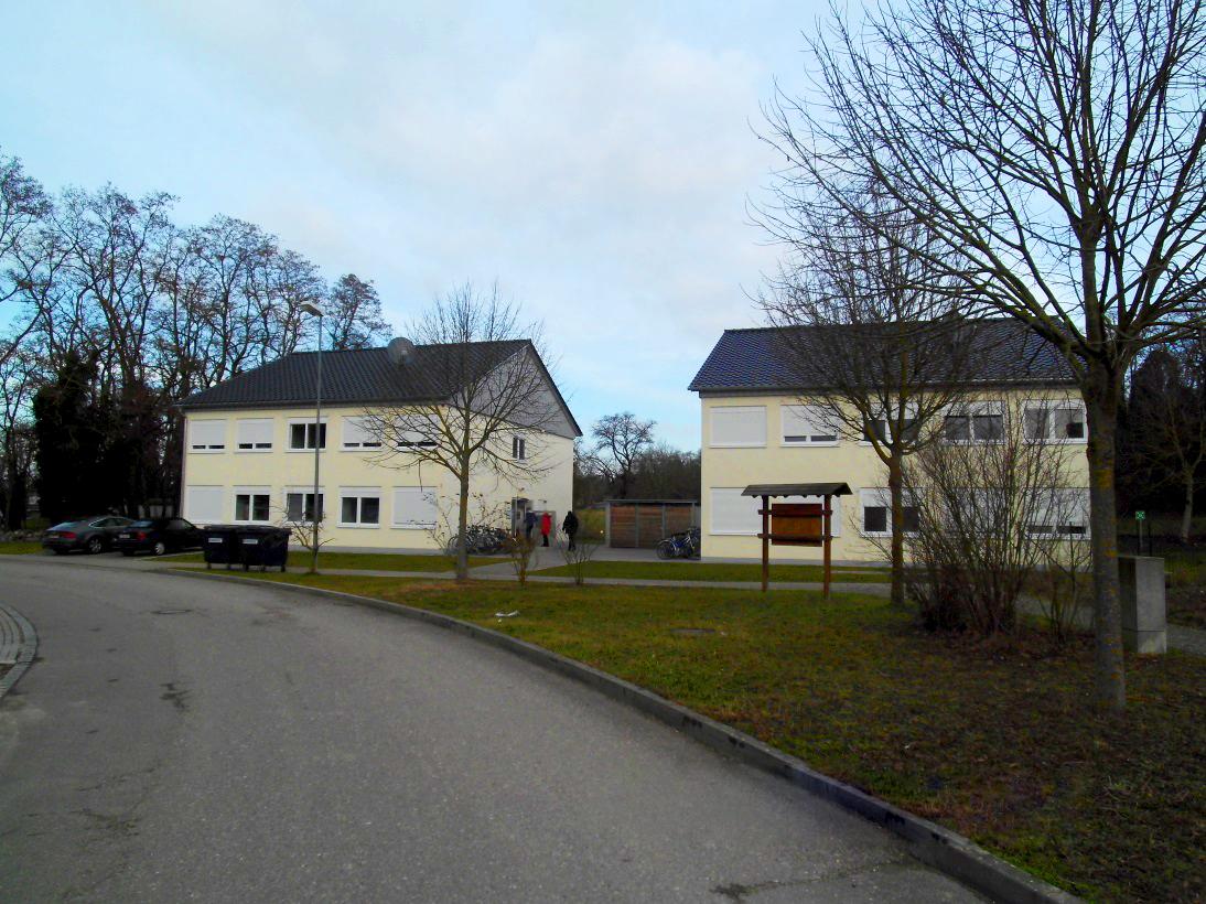 Düsseldorf Asylantenheim